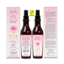 Akita Rose Water 2X250mL
